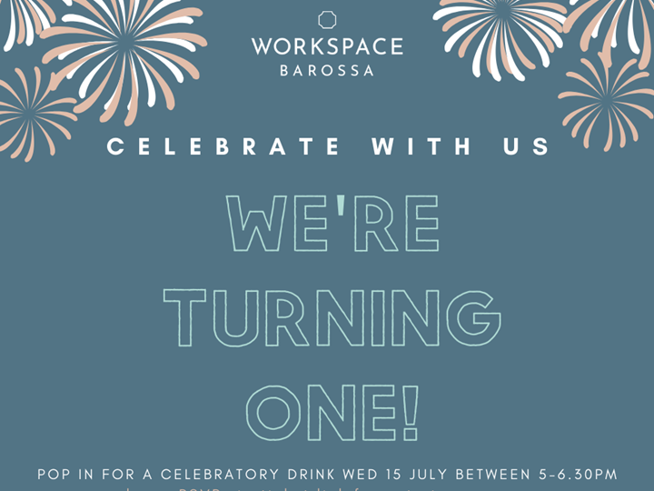 Workspace Turns One!!